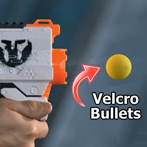 NERF RIVAL Velcro Bullets
